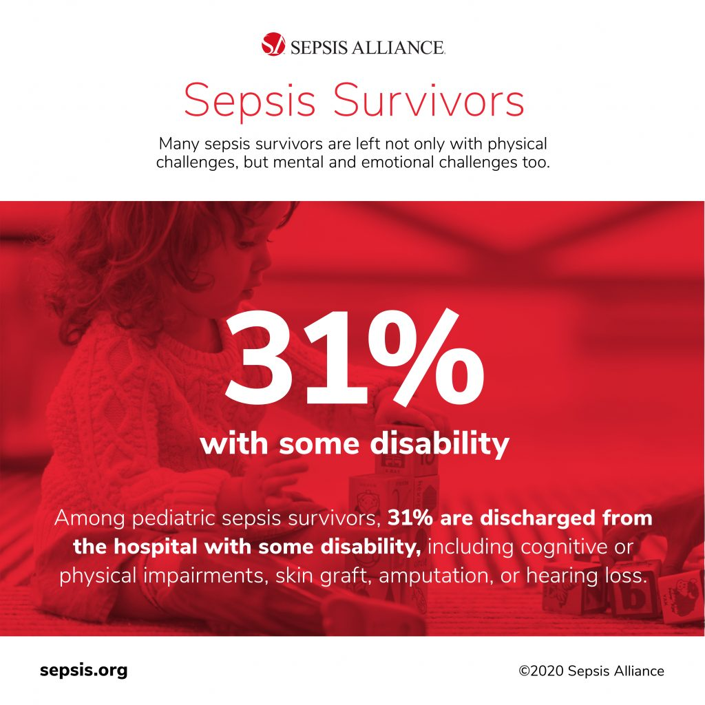 Sepsis Survivor Week 2020 - Social Stat 4