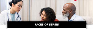 submit your story of bacterial sepsis or viral sepsis